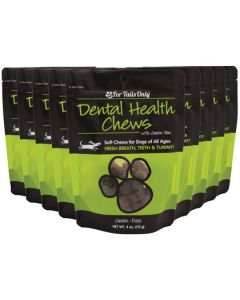 FTO Dental Health Chews for Dogs (9 pack)
